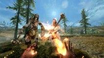 The Elder Scrolls V: Skyrim - Official PlayStation VR Trailer   E3 2017