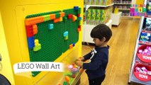 LEGO Wall Art for Kids | Build Your Imagination with LEGO Blocks or Bricks