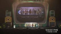SHINee - 「FIVE」FC盤収録【「SHINee WORLD J OFFICIAL FANCLUB