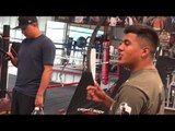 New hilarious stories from Frank the cook at Mikey's camp - EsNews Boxing