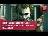 Lanzan documental sobre Heath Ledger