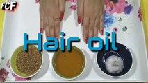इस तेल से एक हफ्ते में 3-4 इंच बाल लंबे करे_GET LONG THICK BLACK HAIR STOP HAIR FALL FAST NATURALLY