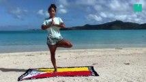 BLOG - 9 postures de yoga faciles pour lutter contre le stress des exams