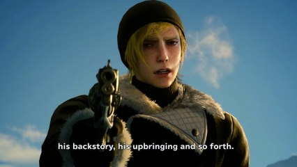 DLC Prompto - compositeur du morceau de Final Fantasy XV