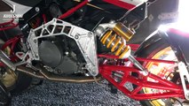 (4K)BIMOTA TESI 3D 2015 40TH ANIVERSARY SPECIAL EDITION - ビモータ テージ3D 40周年記念�