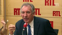 """François Bayrou : """"Je suis un citoyen, je suis un ministre et même un homme privé"""""""