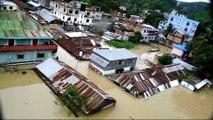 Scores killed in Bangladesh landslides after heavy rain