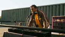 07.DJ Request from The Goods- Live Hard Sell Hard - played by Craig Robinson