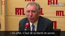 François Bayrou défie Édouard Philippe: «je ne sais pas vivre sans liberté de parole»