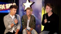 The X Factor Backstage with TalkTalk _ Matt and Freddy talk to Roman Kemp!-tQrstjwsC18