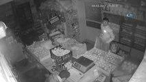 Okul Hırsızları Son İşlerinde Yakayı Ele Verdi...hırsızlar Kamerada