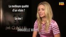 L'interview récré de Sofia Boutella et d'Annabelle Wallis pour La Momie