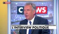 François Bayrou, invité de Jean-Pierre Elkabbach sur CNews - 130617