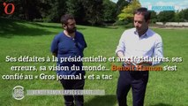 Benoît Hamon : «Macron? Sarkozy en bien élevé et Hollande en décomplexé»