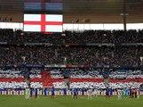 Vidéo : Le Stade de France rend hommage à l'Angleterre en reprenant God Save The Queen