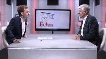 A l'international, « il y a un effet Macron dans l'esprit des gens» (Maurice Levy)