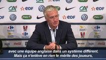Football: la France bat l'Angleterre 3-2 en match amical