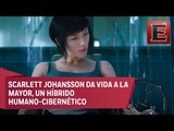"""Ghost in the Shell: Vigilante del Futuro"" se estrena en México"