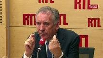 Bayrou : il n'a « jamais existé » d'emplois fictifs d'assistants parlementaires européens au MoDem