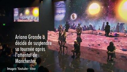 Ariana Grande suspend sa tournrée européenne.