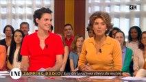 Anne Nivat, la femme de Jean-Jacques Bourdin annonce que son mari sera bien de retour à la rentrée sur RMC - Regardez
