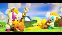 Mario + Rabbids Kingdom Battle Trailer Starring Yves Guillemot - E3 2017 Nintendo Spotlight