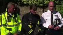 Incendio a Londra, almeno 6 morti e oltre 50 feriti