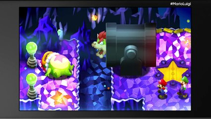 Mario & Luigi : Superstar Saga + Les sbires de Bowser : Annonce du jeu - E3 2017
