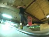Andy Powers Fakie Tail Krooks Shuv-it