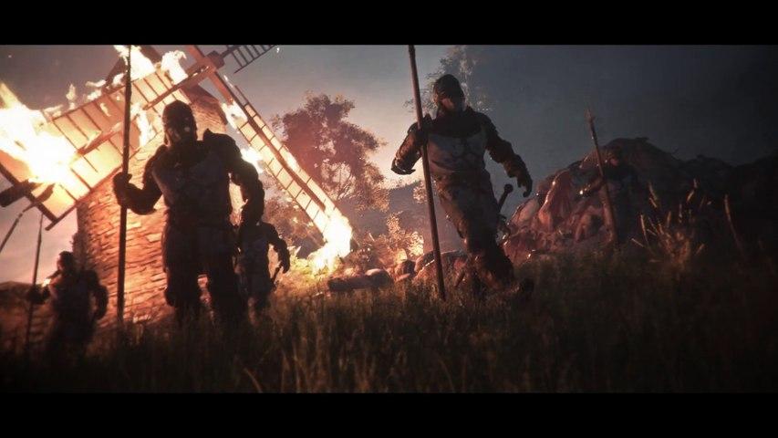A Plague Tale: Innocence - PS4 Teaser - E3 2017