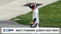 F1 Driver Fernando Alonso Not Ruling Out Full-Time IndyCar Campaign