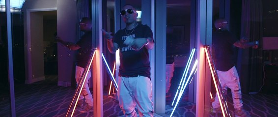 Lucky Luciano - Wet Wet - Official Music Video Starring Jessica Kylie