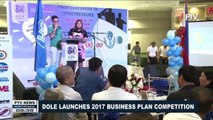 DOLE launches 2017 Business Plan Competition