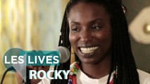 Rocky - Live & Interview