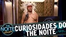 Curiosidades do The Noite - 13.06.17