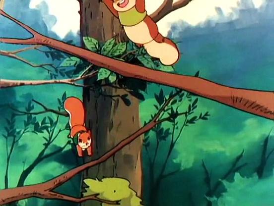 Banner lo scoiattolo 9 – Benvenuto Banner