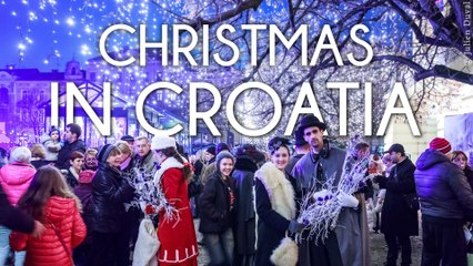 Christmas in Zagreb - Travel Film by TOLT