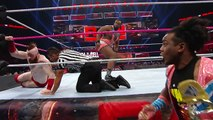 2016.10.24- Sheamus and Cesaro vs. Big E and Kofi Kingston- RAW