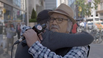 Comedian Goes Undercover as 70 year old Dad for Father's Day Prank