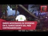 Sismo de 7 grados de magnitud sacude Guatemala y Chiapas