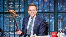 Seth Meyers' 'Closer Look' Is A Late Night Staple