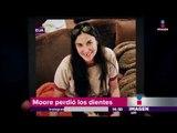 Demi Moore perdió dos dientes | Imagen Noticias con Yuriria Sierra