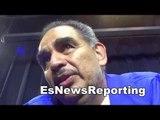 abel sanchez on ggg vs julio cesar chavez jr EsNews boxing