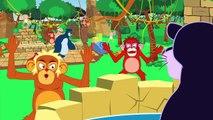 Le Livre de la jungle _ 1 Conte   4 comptines et chansons  _ dessins animés en frança