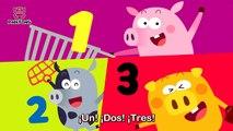 Tres Cerditos _ Números _ PINKFONG Canciones Infantiles-Tf3LLEGhXnk
