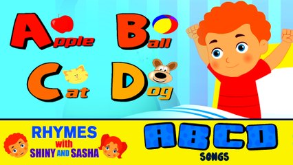 ABC Song   Alphabet Songs for Children   ABCD for Kids   Nursery Rhymes by Koo Koo Tv