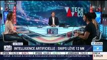 Intelligence artificielle: Snips lève 12 millions d'euros - 14/06