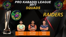 Pro Kabaddi Season 5 PATNA PIRATES Team (Squad)