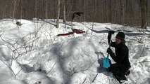 01.Winter Solo Camping and Back Country Skiing(000159.999-000300.000)