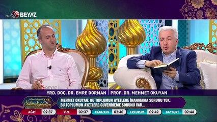 Mehmet Okuyan'la Sahur Sohbetleri 15 Haziran 2017